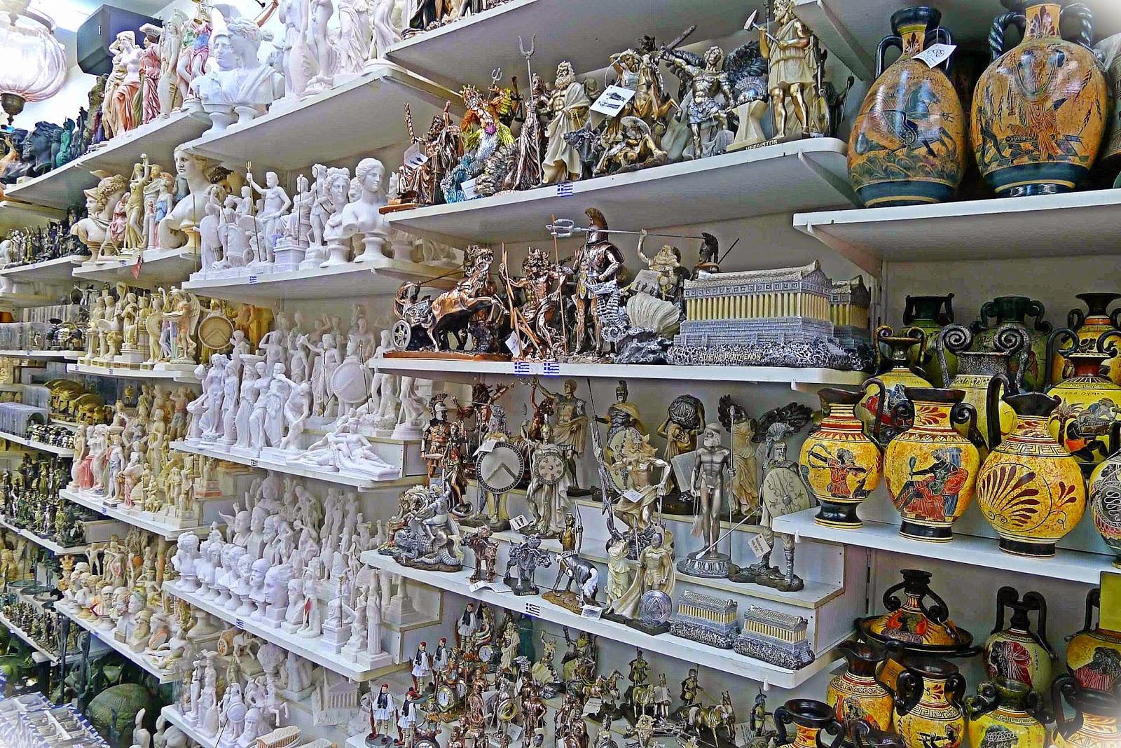 Athens Souvenirs