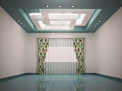 10 modern pop false ceiling designs for living room - Unique false ceiling designs ...