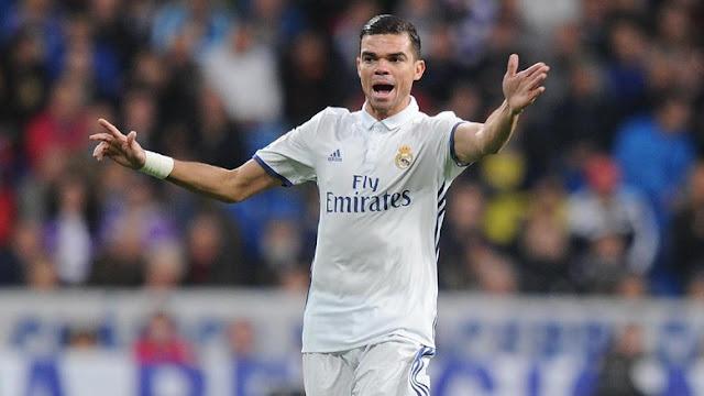 Pepe Akan Tinggalkan Madrid