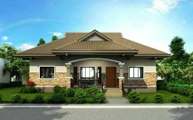 Desain Rumah Sederhana 1 Lantai tapi Mewah