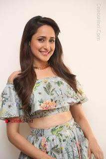 Actress Pragya Jaiswal Stills in Floral Dress at turodu Interview  0006.JPG