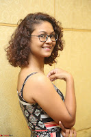 Actress Aditi Myakal Looks gorgeous in Sleeveless Deep Neck Top at Ami Tumi success meet ~  Exclusive 146.JPG