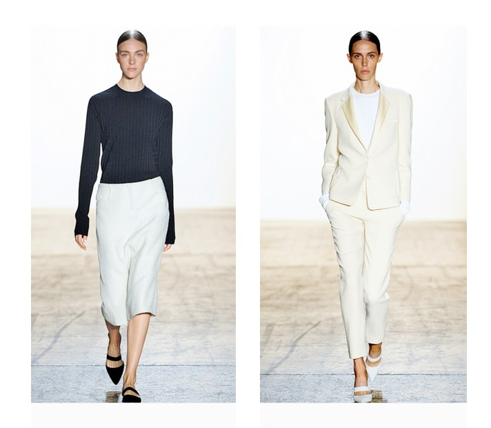 New York Fashion Week Wes Gordon Spring/Summer 2015