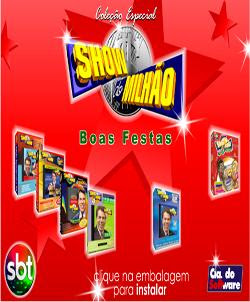 Download Show do Milhão Coleção Especial (PC) (6 em 1)