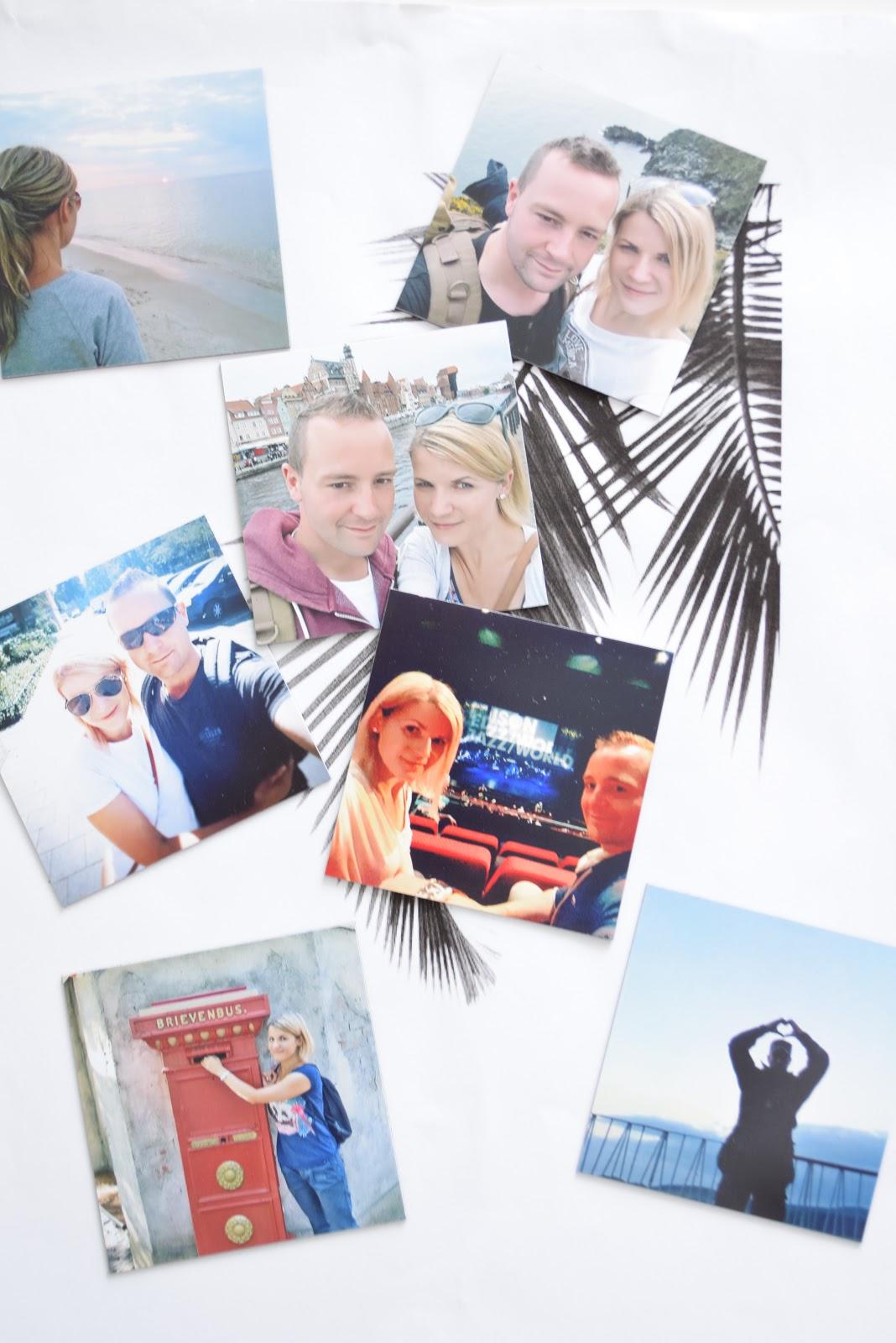 instagramowe zdjęcia na magnesach