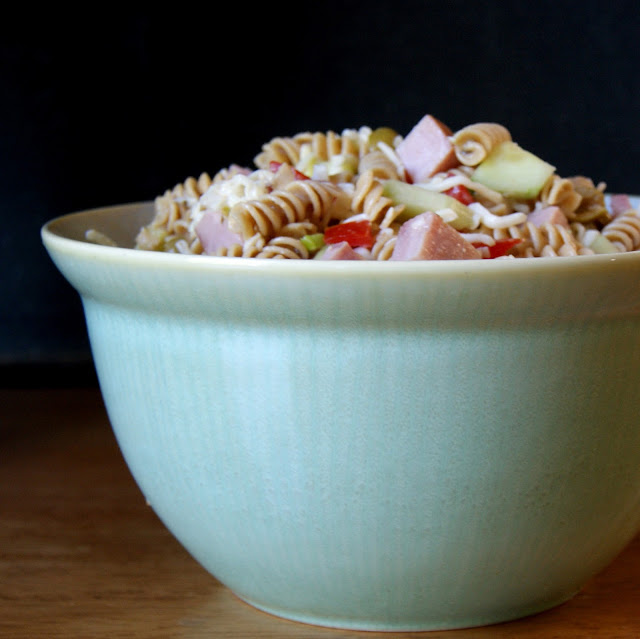 how to make your own pasta salad