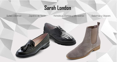 zapatos sarah london