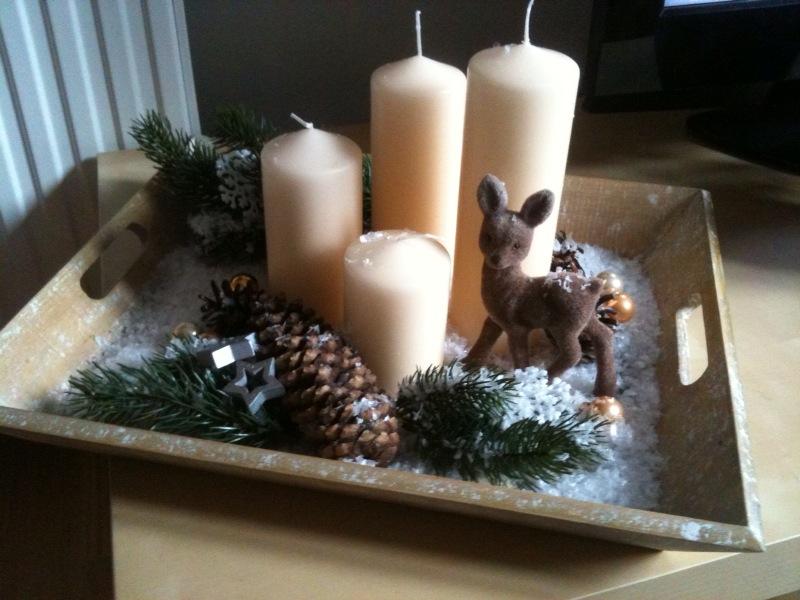 kleine kochecke advent advent. Black Bedroom Furniture Sets. Home Design Ideas