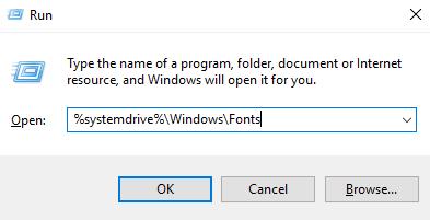 Cốc Cốc bị lỗi font chữ trong windows 10