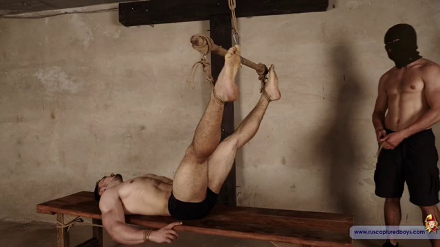 RusCapturedBoys - Prisoners Competition - Andrei. Part V.