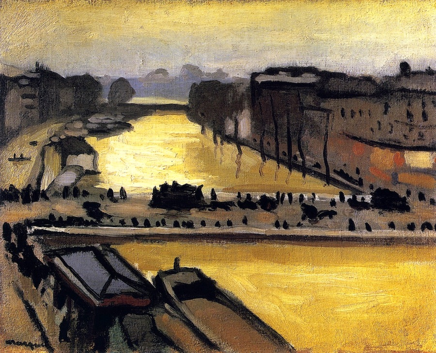 Tableau Moderne Arte!: French Fauvism: Albert Marquet (part I)