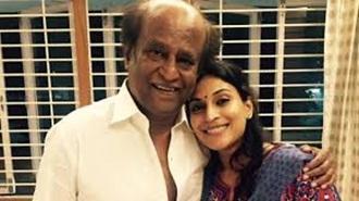 I will try my level best says Superstar Rajini Daughter Aiswarya Dhanush
