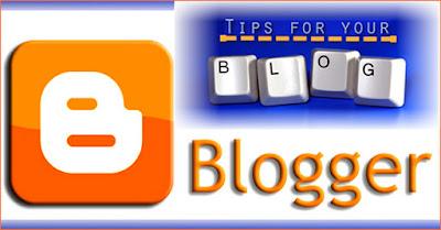 Καθορίστε την Απόσταση Τίτλου, Blogger
