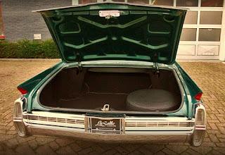 1964 Cadillac Eldorado Convertible Baggage