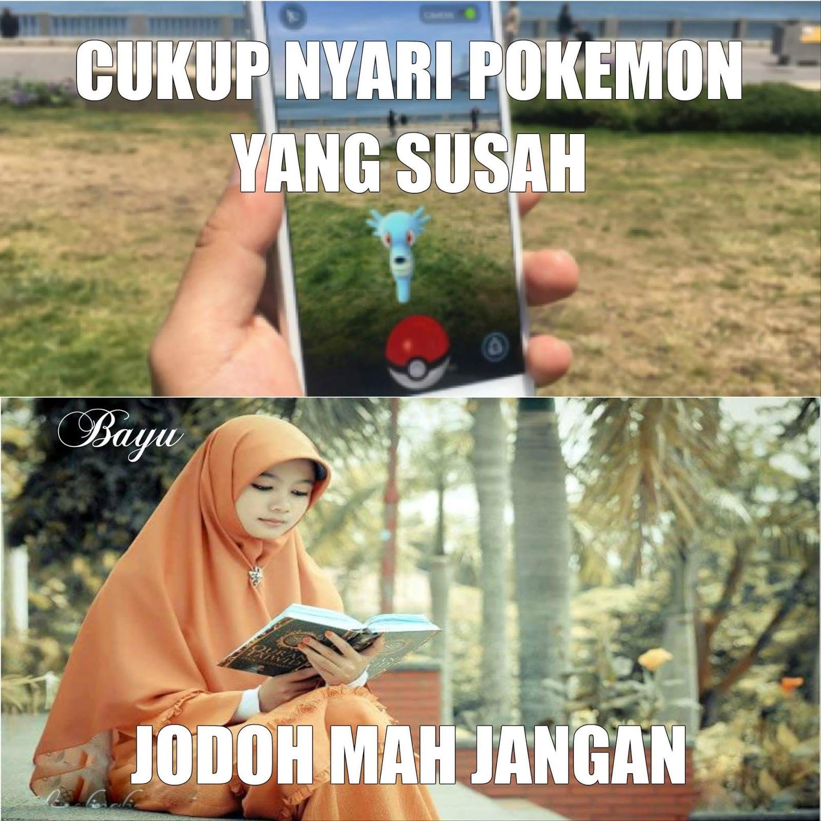 11 Meme Tentang Pokemon Go Yang Lucu Abies Howtogyga