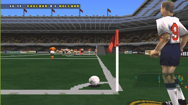 Actua Soccer 2 PC Game