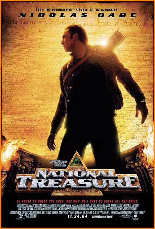 National Treasure ปฏิบัติการเดือด ล่าขุมทรัพย์สุดขอบโลก [HD]