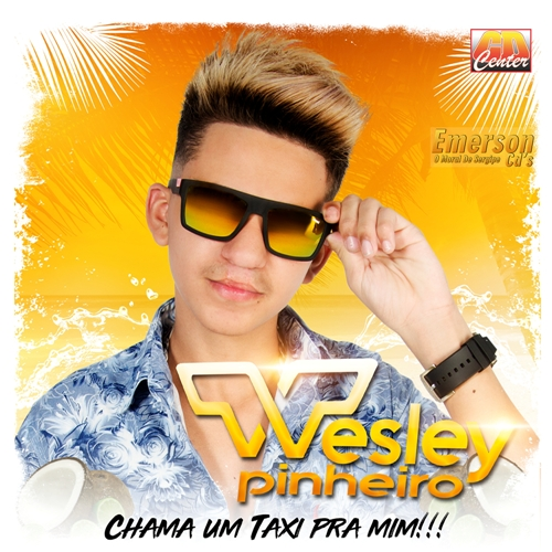 Wesley Pinheiro - Cd Promocional 2019