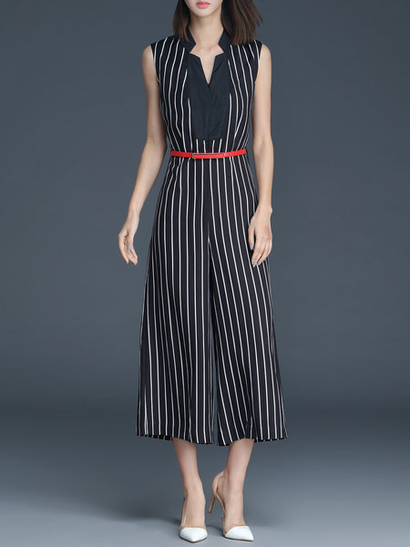 jumpsuit a righe cosa indossare ad una cerimonia idee outfit cerimonia primaverile consigli su cosa indossare ad una cerimonia in primavera