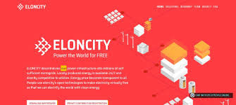 Eloncity-ICO-Review, Blockchain, Cryptocurrency