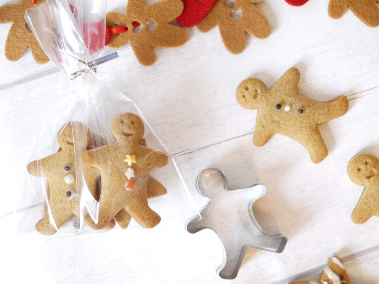 The best gingerbread men cookies recipe The Betty Stamp