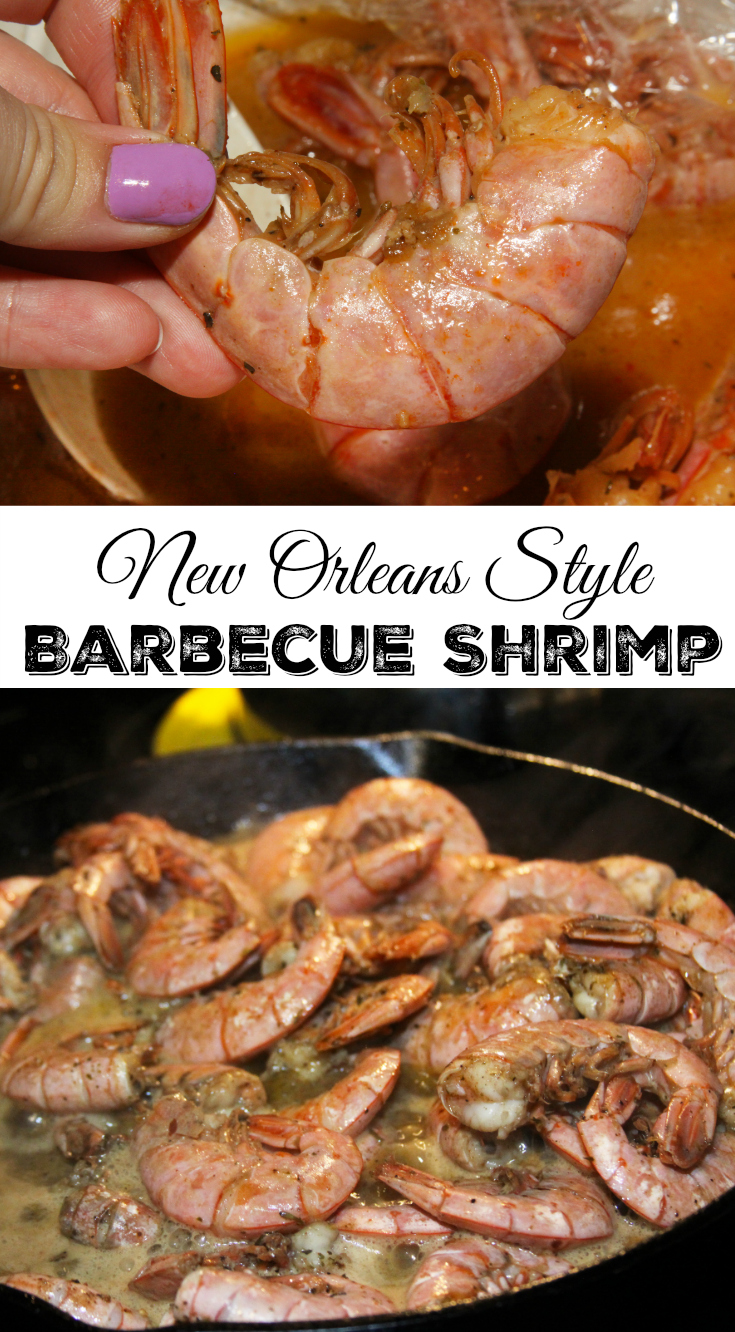 18. New Orleans Style Barbecue Shrimp
