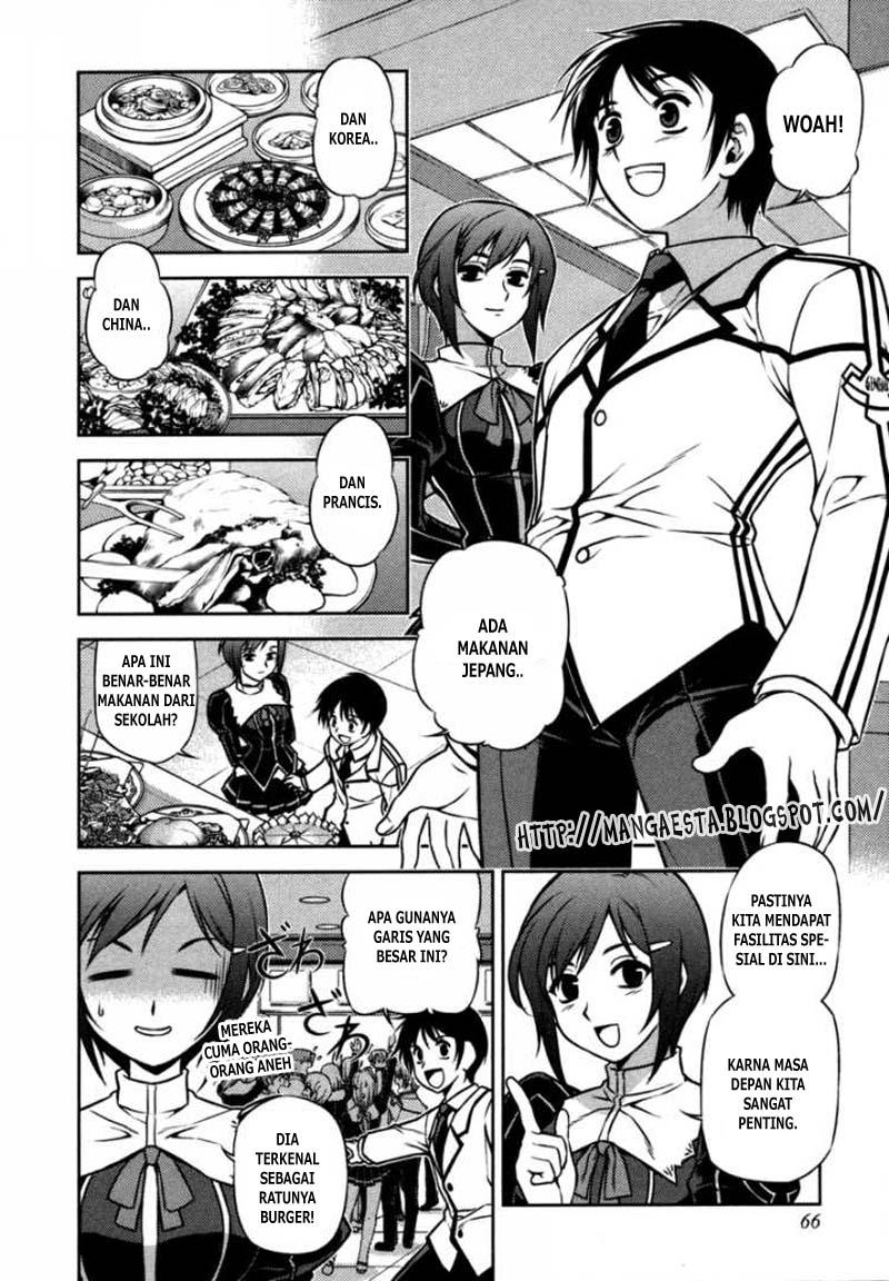 Manga Freezing Chapter 2 Bahasa Indonesia