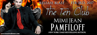 Release Blast & Giveaway:  The Ten Club – Mim Jean Pamfiloff