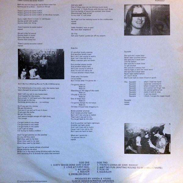 The Styrous® Viewfinder: 20,000 Vinyl LPs 117: AC/DC