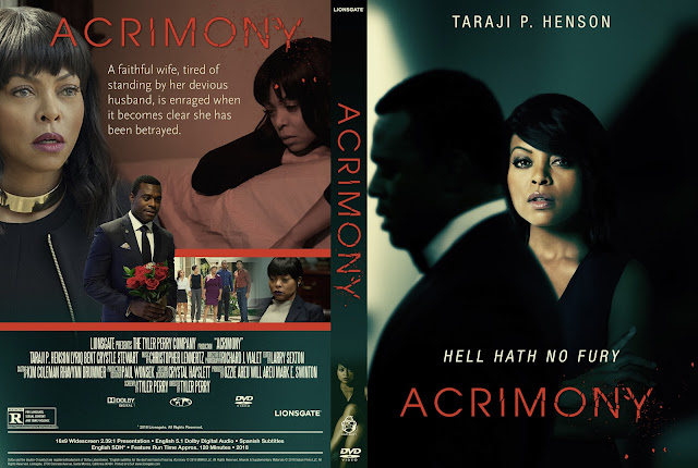 Acrimony DVD Cover