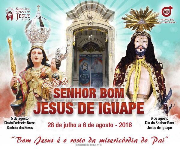 Festa do Senhor Bom Jesus de Iguape 2016