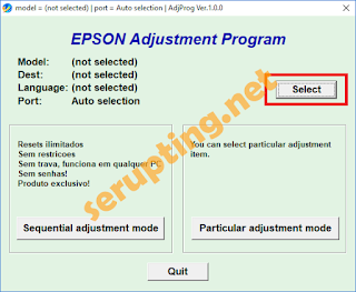 reset epson L130 L220 L310 L360 L365, resetter epson, cara reset printer, reset printer epson, eror ink pad epson