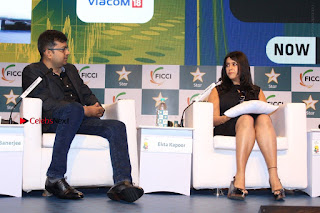 Ekta Kapoor Anurag Kashyap & Ramesh SippyAt at FICCI FRAMES 2017  0102.JPG