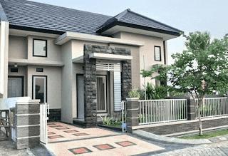 teras rumah gaya bali