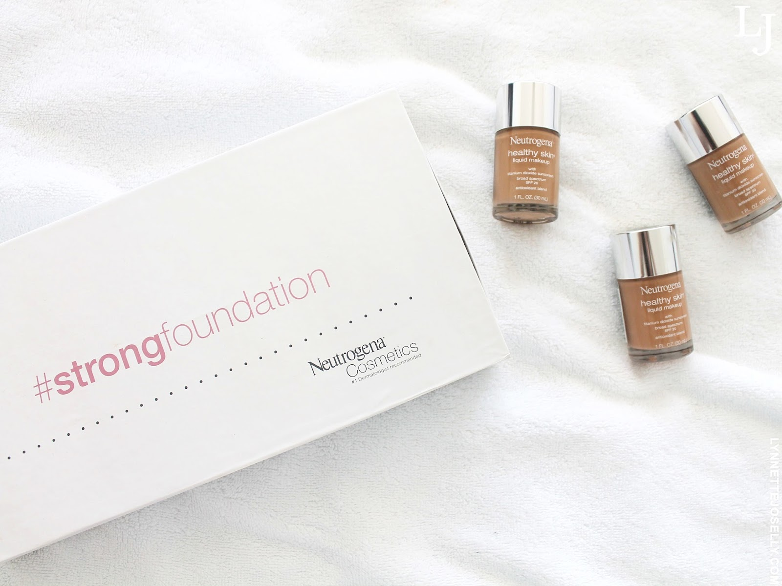 neutrogena-strongfoundation
