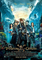 Pirates of the Caribbean Dead Men Tell No Tales International Poster 1
