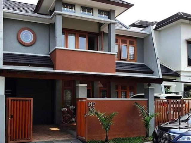 Minimalist House Elevation