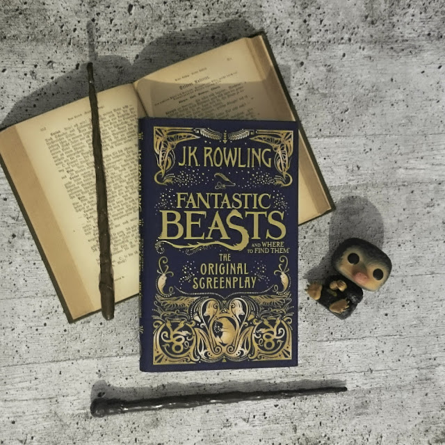 [Books] J. K. Rowling - Fantastic Beasts and Where to Find Them: The Original Screenplay