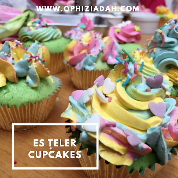 Es Teler Cupcakes: Cooking Class With Barbie and Chef Stella Lowis