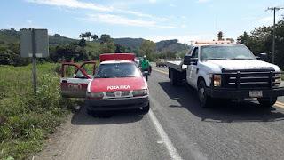 Se enfrenta policía federal con sujetos armados, en Poza Rica
