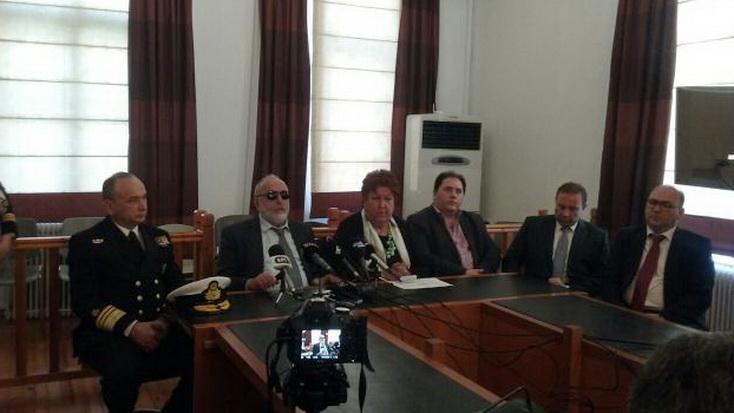 Επίσκεψη του Υπουργού Ναυτιλίας Παναγιώτη Κουρουμπλή στην Καβάλα