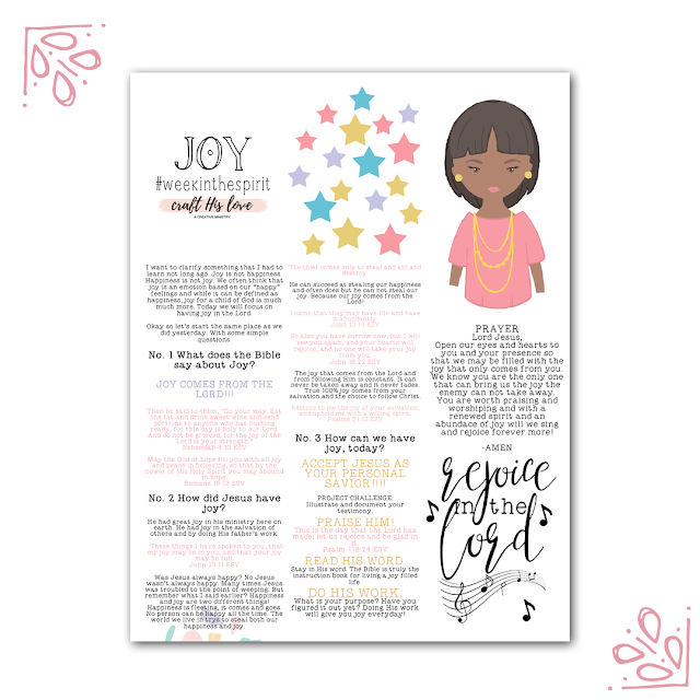 week in the spirit joy download