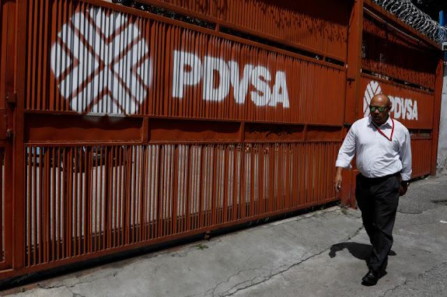 Suben a 10,8 millones de barriles de crudo de Pdvsa almacenados sin clientes luego de las sanciones