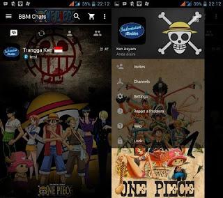 Download Kumpulan BBM MOD Karakter Tokoh Kartun Terlengkap mashaandthebearDownload Kumpulan BBM MOD Karakter Tokoh Kartun Terlengkap onepiece