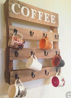 แขวนแก้วกาแฟ