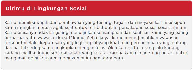 Lingkungan Sosial INTJ