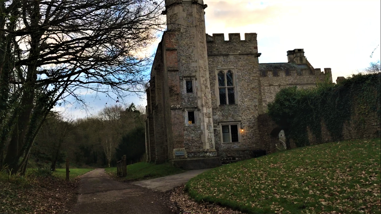 Devon & Lyme Regis: The weekend we stayed in a castle