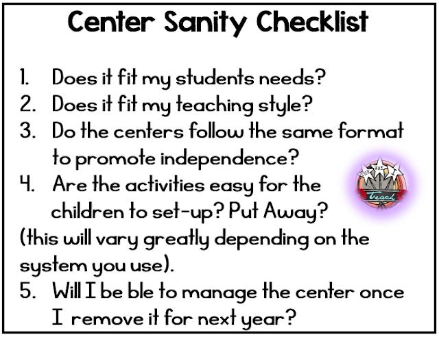 Organizing Centers