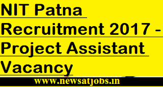 NIT-Patna-project-Assistant-Vacancy