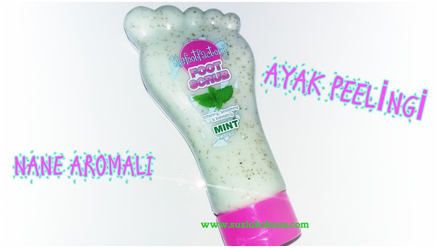 the foot factory Foot Scrub